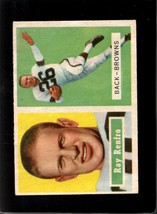 1957 TOPPS #76 RAY RENFRO EX BROWNS  *XR16594 - $3.00
