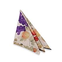 NEW Kemp & Beatley Bountiful Mosaic Set of 4 Na... - $12.19