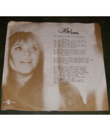 Melanie Lay Down/Candles In The Rain 7 Inch Record - $14.99