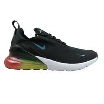 Nike Air Max 270 SE Running Shoes Size 14 Mens Black Laser Orange NEW AQ... - $133.60