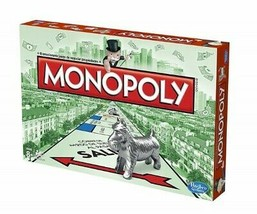 Monopoly Board Game The Bi- Fold Board Edition Faster Play Speed Die 2-8... - $37.51