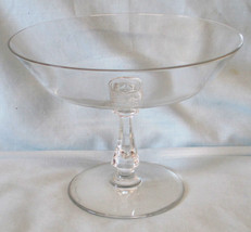 Val St. Lambert Concerto Compote, signed - $42.46