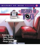 History Of Rock Vol 7  ( CD ) - $3.00