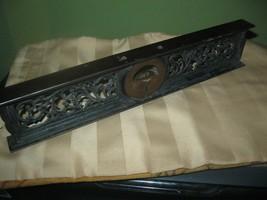 """ANTIQUE CAST IRON` DAVIS LEVEL 18"""" INCLINOMETER w BUBBLE  Pat 1867` VER... - $247.50"""