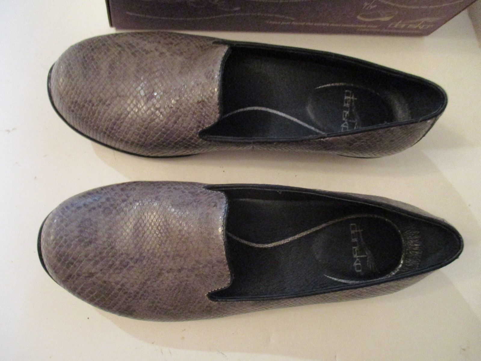 e0c7d8cc9f3 Dansko Size 7 Womens Olivia Leather Loafers and 23 similar items. 57