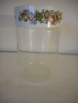Vintage Spice of Life Pyrex Compatible Bake ware canister container See ... - $12.86