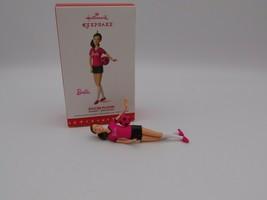 Hallmark Keepsake Ornament Barbie Soccer Player 2016 NIB - $16.83