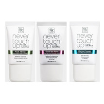 Kiss Never Touch Up Face Primer Makeup Blemish Sweep Fresh Pore Smooth O... - $6.99