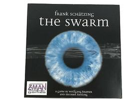 The Swarm Board Game Frank Schatzing Z-Man Games Kosmos Kramer Keisling ... - $23.81