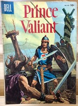 PRINCE VALIANT (1955) Dell Four Color Comics #650 VG/VG+ - $14.84