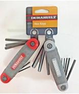 Durabuilt Hex keys SAE and metric - $16.78