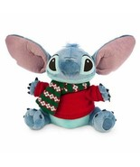 Disney Stitch Plush - Holiday - Medium - 12'' - $36.58