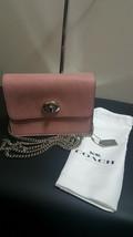 NWT Coach Bowery Glitter Rose Silver Crossbody Purse 12092 Handbag - ₹10,577.20 INR