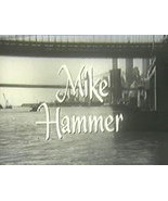 MIKE HAMMER (1958) Complete - $24.95