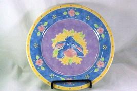 Disney Pooh Bouquet Eeyore Salad Plate - $6.92