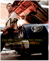 RYAN GOSLING  Authentic Original  SIGNED AUTOGRAPHED PHOTO w/ COA 180 - $75.00