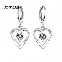 Fashion 925 Sterling Silver Earrings  long Chain Earrings Vintage Turkey... - $7.96