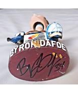 Signed Atlanta Thrasher BobbleHead Byron Dafoe Autographed Hockey NHL #3... - $66.83