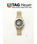 Men's Original TAG HEUER 274.006/1 Two-tone Complete Case/Band Stainless... - $699.00