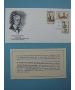 Norman Rockwell Tribute First Day Cover issued February 3, 1979 - $7.00