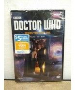 DOCTOR WHO SERIES TEN, PART ONE  - $8.03