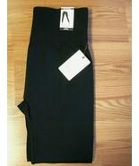 Zac & Rachel Flegging Fleeced Lined Leggings Black 2x/3X NWT - $18.00