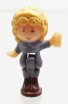 1991 Vintage Polly Pocket Doll Dream World - Polly OrangeJodhpurs/Brown ... - $7.50