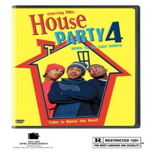 House Party 4: Down to the Last Minute Dvd