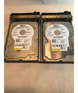 Dell 250GB Server Hard Drives wd2502abys QUANTITY 2 - $34.68
