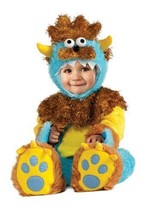 Baby Teeny Meanie Monster Costume Infant Halloween Fancy Dress Noah's Ar... - $24.53