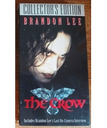 The Crow VHS Brandon Lee Ernie Hudson Michael Wincott - $1.99