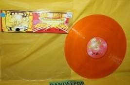 Das Licht Traumwellen Original And Weeker Mix Orange Vinyl DJ Record 45 UPH - $17.81