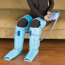 The Circulation Improving Leg Wraps - Helps Reduce Swelling, Relieve Pai... - $93.49