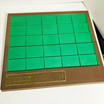1973 Solitaire Solitaire Poker Game Milton Bradley 4330 w Cards Instruct... - $15.99