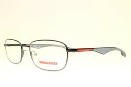 NEW AUTHENTIC PRADA VPS 50E PDG-1O1 BLACK EYEGLASSES FRAME RX 52-17 140 - $87.91