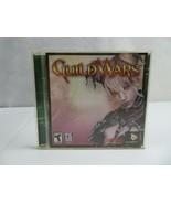 Vintage Guild Wars PC CD Rom Online 2005 Game - $12.00