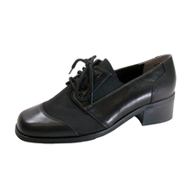 PEERAGE Kali Wide Width Leather Lace Up Oxford Shoes - $44.95