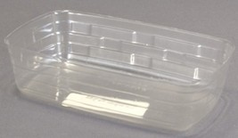 Longaberger Small Loaf Or Bisquit Basket Plastic Protector Only - $10.84