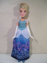 NWOB DISNEY SHIMMERING DREAMS COLLECTION PRINCESS CINDERELLA DOLL NEW LOOSE - $12.69