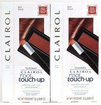 2 Ct Clairol Root Touch Up Multi Use Powder For Hair & Eyebrows In Red - $14.99