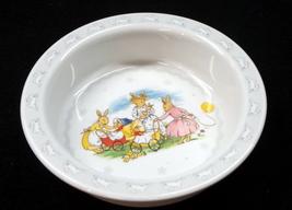 2008 Royal Doulton 'Bunnykins' Child's Bowl - $14.95