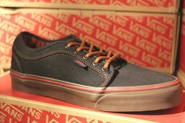 VANS Chukka Low Washed Canvas Casual Shoes MEN'S 6.5 WOMEN'S 8 - $44.95