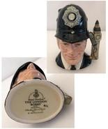 """Royal Doulton Small Character Jug """"The London Bobby"""" - D6762 1985 - $32.00"""