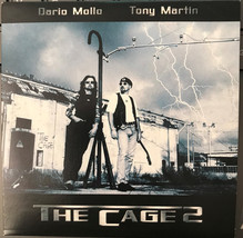Dario Mollo / Tony Martin – The Cage 2 CD - $16.99