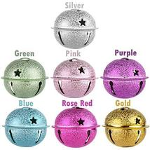 Balls Xmas Metal Beads Christmas Tree Bell Dance Party Deccor TkClother ... - $19.80