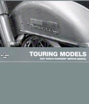 2007 Harley Davidson Touring Modèles Service Manuel W Électrique & Parties - $357.69