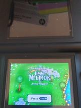 Nintendo Game Boy Advance GBA Nickelodeon Jimmy Neutron vs Jimmy Negatron image 1