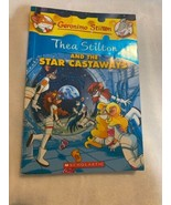 Geronimo Stilton Thea Stilton and the Star Castaways Paperback Soft Cove... - $9.00