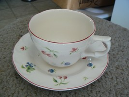 Nikko cup and saucer (Dorchester) 4 available - $3.27