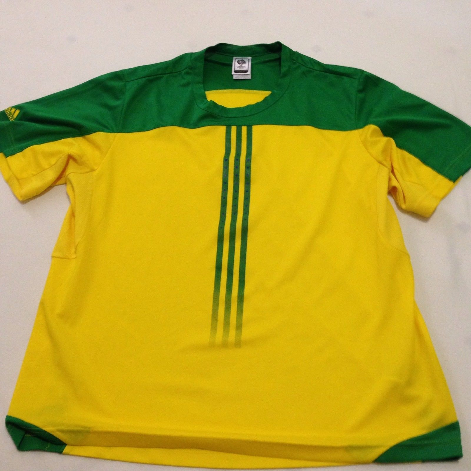 Brasil Adidas T-Shirt Germany World Cup 2006 and 50 similar items 59243f0d4
